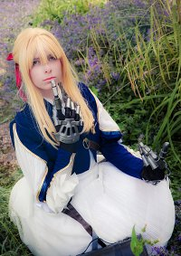 Cosplay-Cover: Violet Evergarden