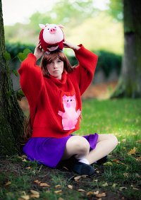 Cosplay-Cover: Mable Pines (BFF Sweater)