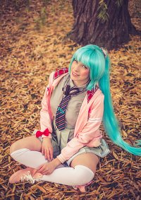 Cosplay-Cover: Hatsune Miku (school Arcade)