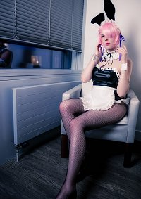 Cosplay-Cover: Ram (Bunny Maid)