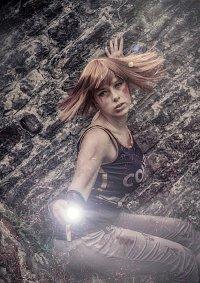 Cosplay-Cover: Meg Thomas