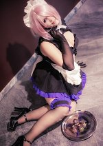 Cosplay-Cover: Mash [Maid]