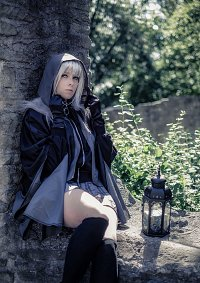 Cosplay-Cover: Gray