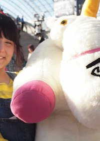 Cosplay-Cover: Agnes [Despicable Me]