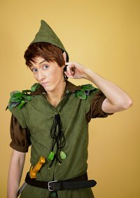Cosplay-Cover: Peter Pan (DANGO Version)