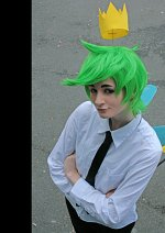 Cosplay-Cover: Cosmo Julius Cosma [Fairly Odd Parents]
