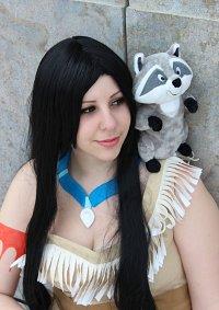 Cosplay-Cover: Pocahontas
