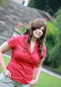 Cosplay-Cover: Claudia Brown (Primeval)