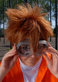 Cosplay-Cover: Tsuna - Jumpsuit