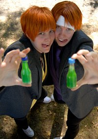 Cosplay-Cover: Fred Weasley [7.1]