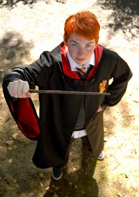 Cosplay-Cover: Ron Weasley