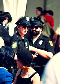 Cosplay-Cover: Bud Spencer/Steve Forrest/Buddy(Die Miami Cops)