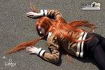 Cosplay-Cover: Kurisu Makise [Christina]