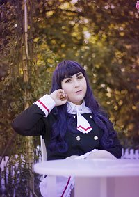 Cosplay-Cover: Tomoyo Daidouji[Seifuku]