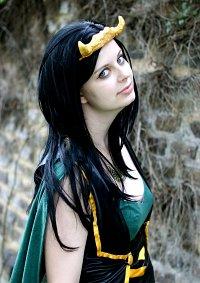 Cosplay-Cover: Loki Laufeyson [Female]