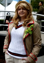 Cosplay-Cover: Fifth Doctor (fem!version)
