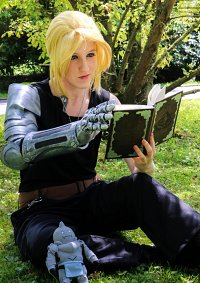 Cosplay-Cover: Edward Elric - without Coat