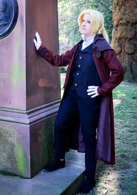 Cosplay-Cover: Edward Elric - >>Movie<<