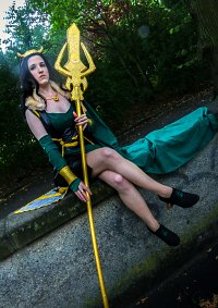 Cosplay-Cover: Lady Loki Laufeyson