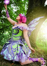 Cosplay-Cover: Tecna Fee der Technologie Butterflix {Fairy Coutur