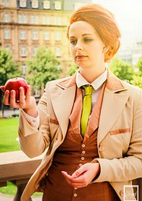 Cosplay-Cover: Rosalind Lutece