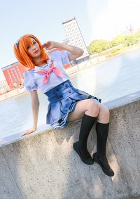 Cosplay-Cover: Honoka Kousaka [SR 639 Unidolized Marine]