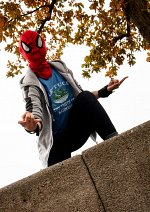 Cosplay-Cover: Peter Parker [Infinity War]