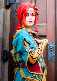 Cosplay-Cover: Triss Merigold [Alternative Outfit]