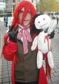 Cosplay-Cover: Grell Sutcliffe (basic))