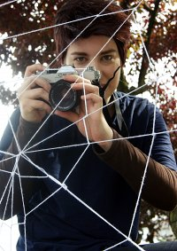 Cosplay-Cover: Peter Parker