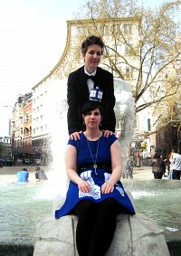 Cosplay-Cover: The Doctor [10], Tuxedo