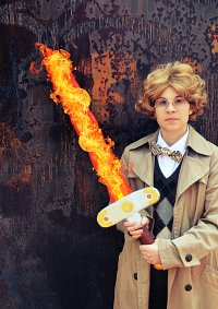 Cosplay-Cover: Aziraphale