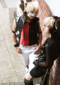 Cosplay-Cover: Reita (SILLY GOD DISCO)