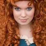 Cosplay: Merida of Dunbroch (Brave)