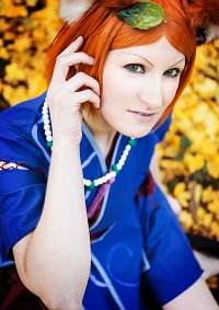 Cosplay-Cover: Hinata Aoi [Ghost Fox]