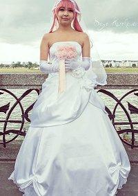 Cosplay-Cover: Yuno Gasai Weddingdress
