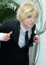 Cosplay-Cover: Masato Hiradaira [Black suit]