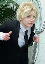 Cosplay-Cover: Masato Hiradaira [Black suit]