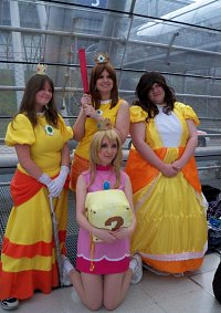 Cosplay-Cover: Princess Daisy