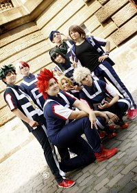 Cosplay-Cover: Kirishima Eijiro *Training*
