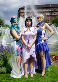 Cosplay-Cover: Michiru Kaioh [Streamerfairy]