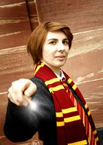 Cosplay-Cover: Remus Lupin • Schooluniform