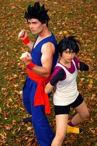 Cosplay-Cover: Son Gohan