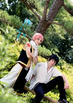Cosplay-Cover: gray fullbuster