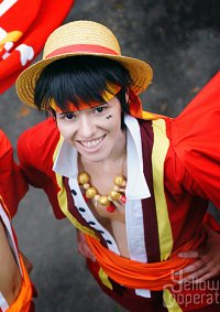 Cosplay-Cover: Monkey D. Luffy - 15 Anniversary