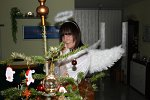 Cosplay-Cover: Christkind/Angel