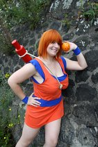 Cosplay-Cover: Nami ** Dragonball Crossover