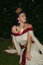 Cosplay-Cover: Queen Marlena (200X)