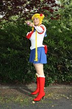Cosplay-Cover: Sailor Moon (R)