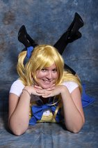 Cosplay-Cover: Lucy Heartfilia ** Schooloutfit